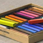 Charvin Water Soluble Pastel Painting Sticks
