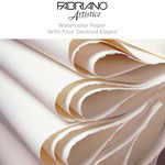 NEW Fabriano Artistico Extra & Traditional White Pure Performance Watercolor Paper