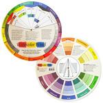 Watercolor Wheel