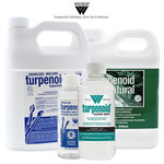 Weber Odorless Turpenoids & Slow-Dry & Natural Turpenoids