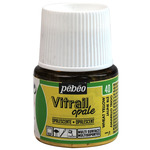 Pebeo Vitrail Color Opaque Wheat Yellow 45 ml