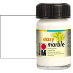 Marabu Easy Marble Color White 15ML Jar