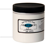 Jacquard Neopaque Fabric Color 8 oz Jar - White