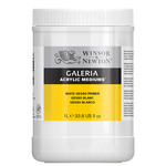 Winsor & Newton Galeria Acrylic Mediums Assorted Colors 1 liter