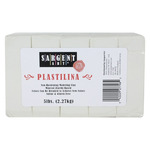 Sargent Art 5lb Plastilina White