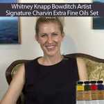 Whitney Knapp Bowditch Signature Charvin Extra Fine Oil Paint Sets