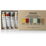 Williamsburg Handmade Oil Color Selected Iridescents Set of 6 37 ml Tubes