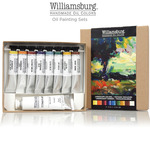Williamsburg Handmade Oil Painting Sets
