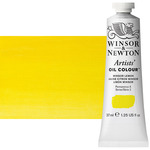 Winsor & Newton Artists' Oil Color 37 ml Tube - Winsor Lemon