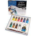 Artisan Water-Mixable Oil Color Studio Set of 10 37 ml Tubes