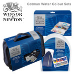 Winsor & Newton Cotman Watercolor Paint Sets