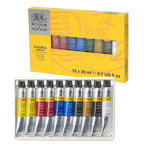 Winsor & Newton Galeria Acrylic Assorted Colors 20 ml (Set of 10)
