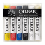 Winsor & Newton Artists' OILBAR Set of 6 50ml Bars - Assorted Colors
