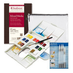 Winsor & Newton Professional Watercolor Deluxe Compact Pan Set