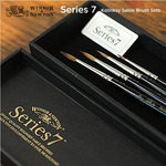 Winsor & Newton Series 7 Kolinsky Sable Watercolor Brush Sets
