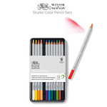 Winsor & Newton Studio Colour Pencil Sets