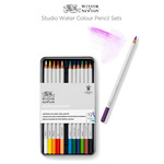 Winsor & Newton Studio Watercolour Pencil Sets