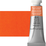 Winsor & Newton Professional Watercolor 14 ml Paint Tube - Winsor Orange Red Shade