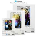 Yasutomo Mineral Paper Mixed Media Pads