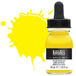 Liquitex Professional Acrylic Ink 30 ml Bottle - Yellow Medium Azo