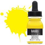Liquitex Professional Acrylic Ink 30ml Bottle - Yellow Medium Azo