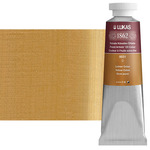LUKAS 1862 Oil Color 37 ml Tube - Yellow Ochre