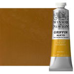 Griffin Alkyd Fast-Drying Oil Color 37 ml Tube - Yellow Ochre