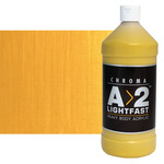 Chroma A>2 Student Artists Acrylics Yellow Oxide 1 liter