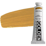 GOLDEN Heavy Body Artists' Acrylics Yellow Oxide 2 oz