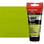 Amsterdam Expert Acrylic Yellowish Green 75 ml