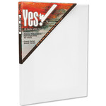 """Yes! All Media Cotton Canvas 3/4"""" Deep Single 12x16"""""""