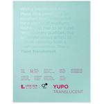 "Yupo Multimedia Paper Pad 11x14"" - Translucent 104 lb."