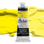 Grumbacher Pre-Tested Oil Color 37 ml Tube - Zinc Yellow Hue