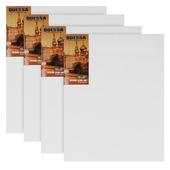 Odessa Premium Stretched Linen Canvas - Medium Extra Fine