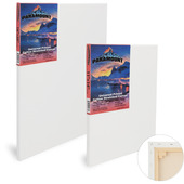"""Paramount 11/16"""" Professional Cotton Stretched Canvas"""