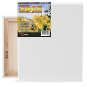 """The Edge All Media Cotton Deluxe Stretched Canvas 11/16"""" Deep"""